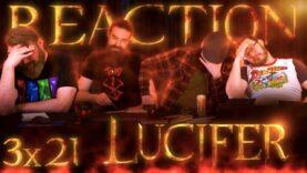 Lucifer 3×21 Reaction