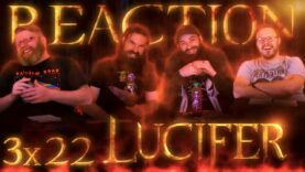 Lucifer 3×22 Reaction