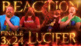 Lucifer 3×24 Reaction