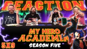 My Hero Academia 5×9 Reaction