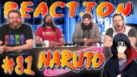 Naruto 81 Reaction