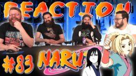 Naruto 83 Reaction