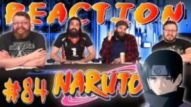 Naruto 84 Reaction