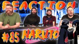 Naruto 85 Reaction