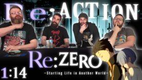 Re:Zero 1×14 Reaction
