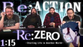 Re:Zero 1×15 Reaction