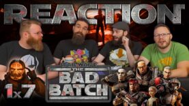 Star Wars: The Bad Batch 1×7 Reaction