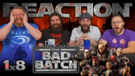 Star Wars: The Bad Batch 1×8 Reaction