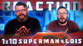 Superman & Lois 1×10 Reaction