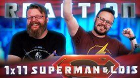 Superman & Lois 1×11 Reaction