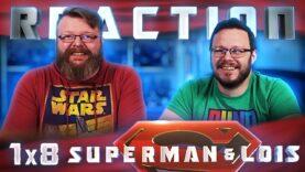 Superman & Lois 1×8 Reaction
