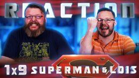 Superman & Lois 1×9 Reaction