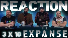 The Expanse 3×10 Reaction