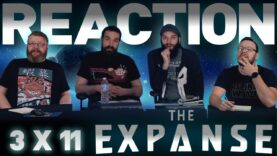 The Expanse 3×11 Reaction