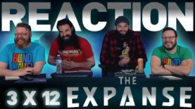 The Expanse 3×12 Reaction