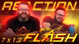 The Flash 7×13 Reaction