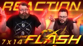 The Flash 7×14 Reaction