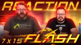 The Flash 7×15 Reaction