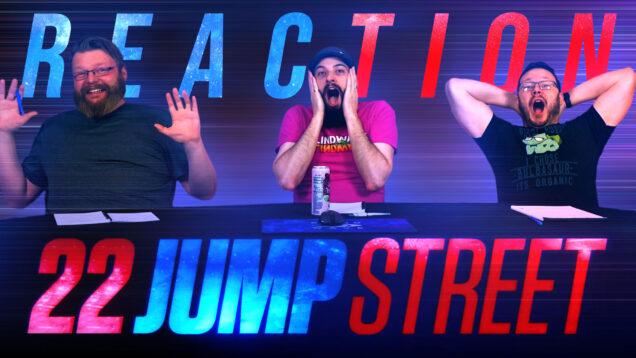 22 Jump Street Thumbnail