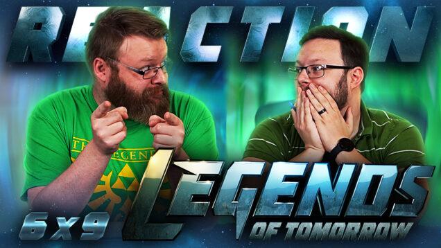 Legends of Tomorrow 6×9 Thumbnail