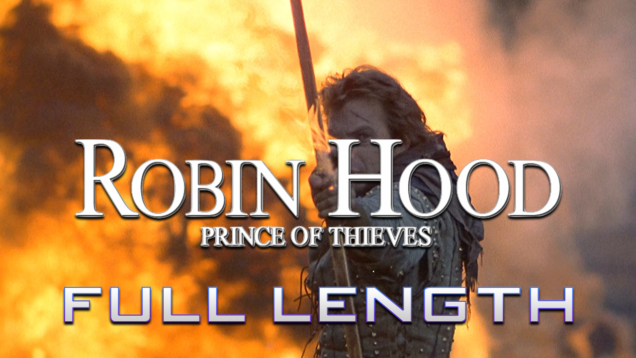 Robin Hood_ Prince of Thieves Full Length Icon