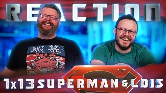 Superman & Lois 1×13 Reaction Thumbnail