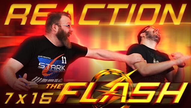 The Flash 7×16 Thumbnail
