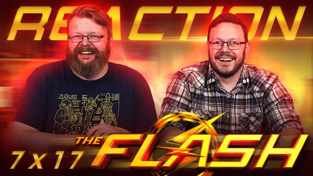 The Flash 7×17 Thumbnail