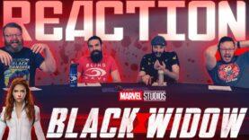 Black Widow Movie Reaction