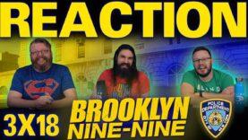 Brooklyn Nine-Nine 3×18 Reaction