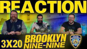 Brooklyn Nine-Nine 3×20 Reaction