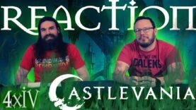Castlevania 4×4 Reaction