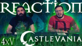 Castlevania 4×5 Reaction