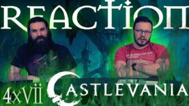 Castlevania 4×7 Reaction