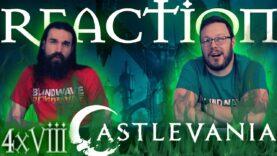 Castlevania 4×8 Reaction