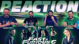 Fast & Furious 6 Movie Reaction