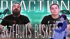 Fruits Basket 3×7 Reaction