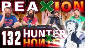 Hunter x Hunter 132 Reaction
