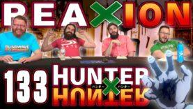 Hunter x Hunter 133 Reaction