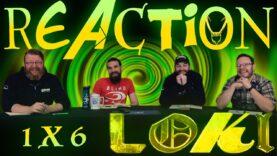 Loki 1×6 Reaction
