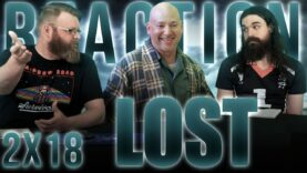 Lost 2×18 Reaction