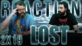 Lost 2×19 Reaction