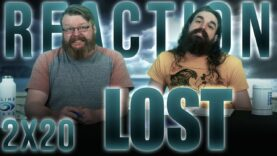 Lost 2×20 Reaction