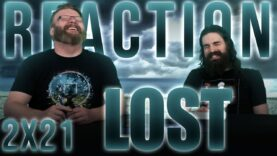 Lost 2×21 Reaction