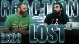 Lost 2×23 Reaction