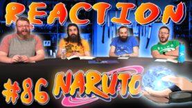 Naruto 86 Reaction