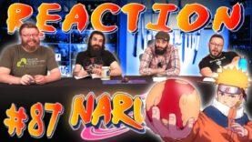 Naruto 87 Reaction