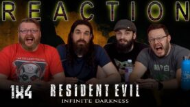 Resident Evil: Infinite Darkness 1×4 Reaction