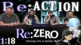 Re:Zero 1×18 Reaction