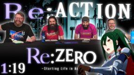 Re:Zero 1×19 Reaction